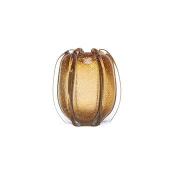 Pulegoso glass vase