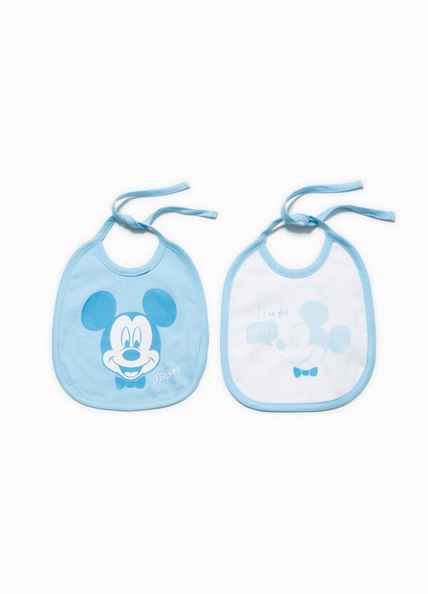Set due bavette Mickey Mouse | OVS