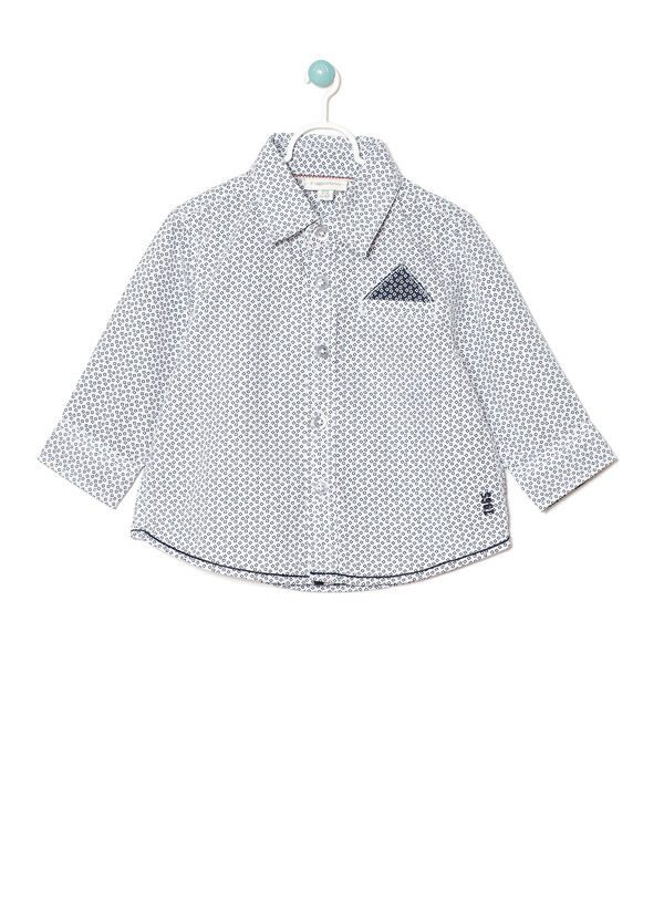 Printed shirt in 100% cotton | OVS