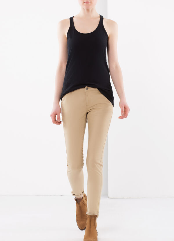 Plain trousers | OVS