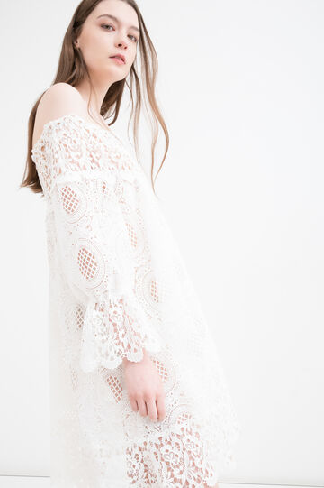 Dress OVS Arts of Italy, S.Pietro Church, Milky White, hi-res