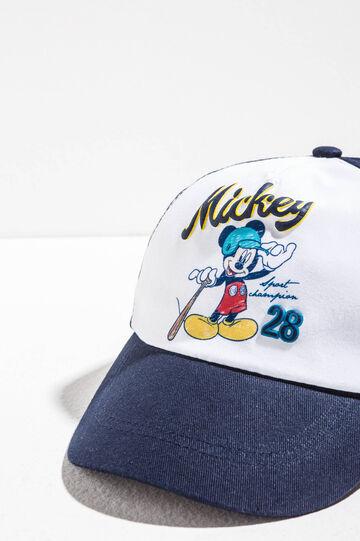 Cappello da baseball Mickey Mouse, Blu navy, hi-res