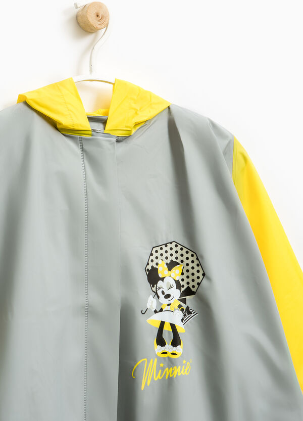 Rain cape with Minnie Mouse print | OVS