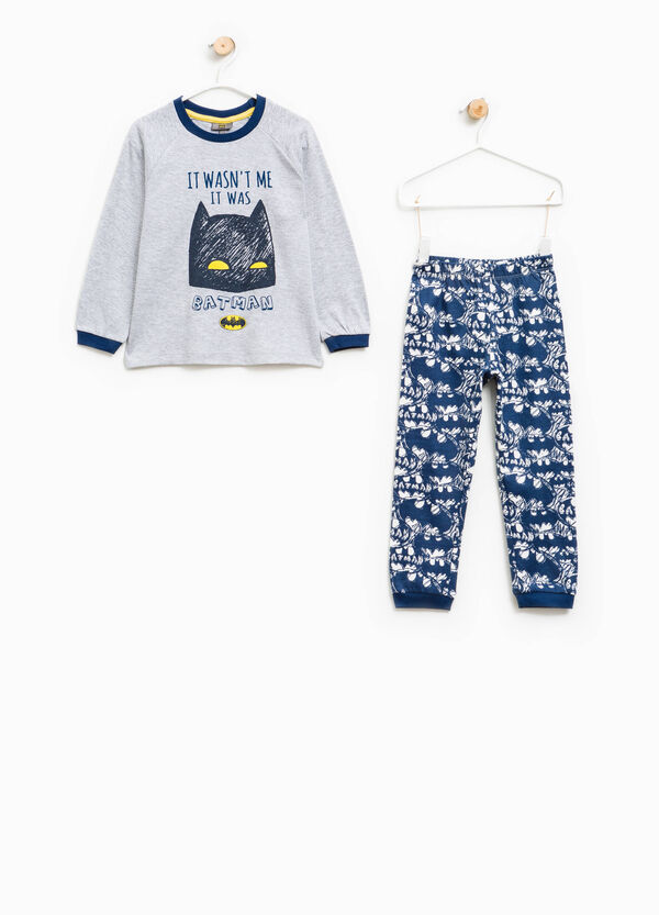 Pyjamas with Batman print and pattern | OVS