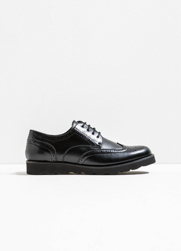 Brogues with laces | OVS