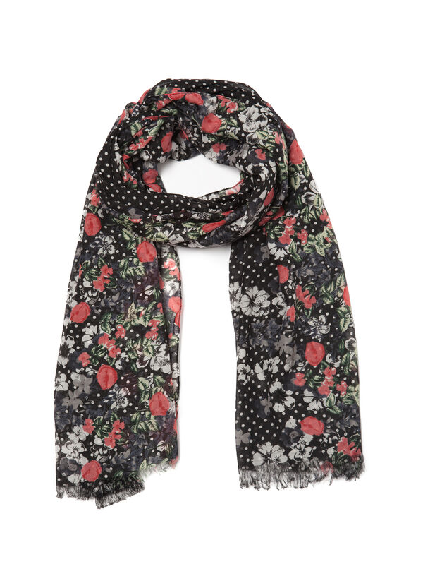 Printed scarf | OVS