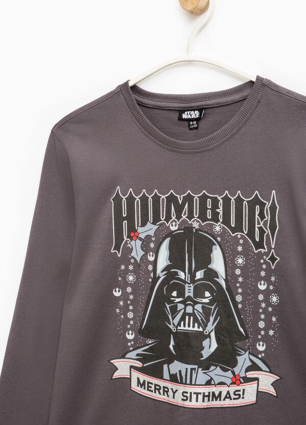 Star Wars print 100% cotton T-shirt | OVS