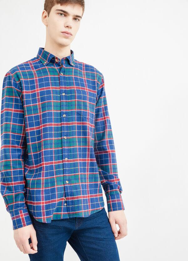 Camicia casual puro cotone tartan | OVS