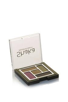 Palette ombretti composta da cinque colori dai finish diversi: mat, satin, pearly e metal. Crea il tuo look mixando effetti diversi., Purple, hi-res