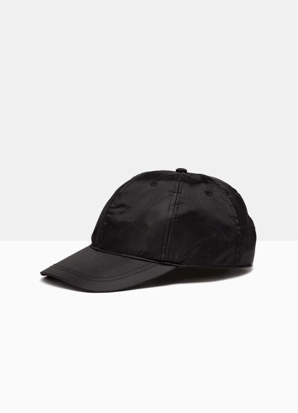 Cap with shiny visor | OVS