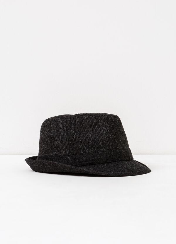 Cappello con fascia tinta unita | OVS