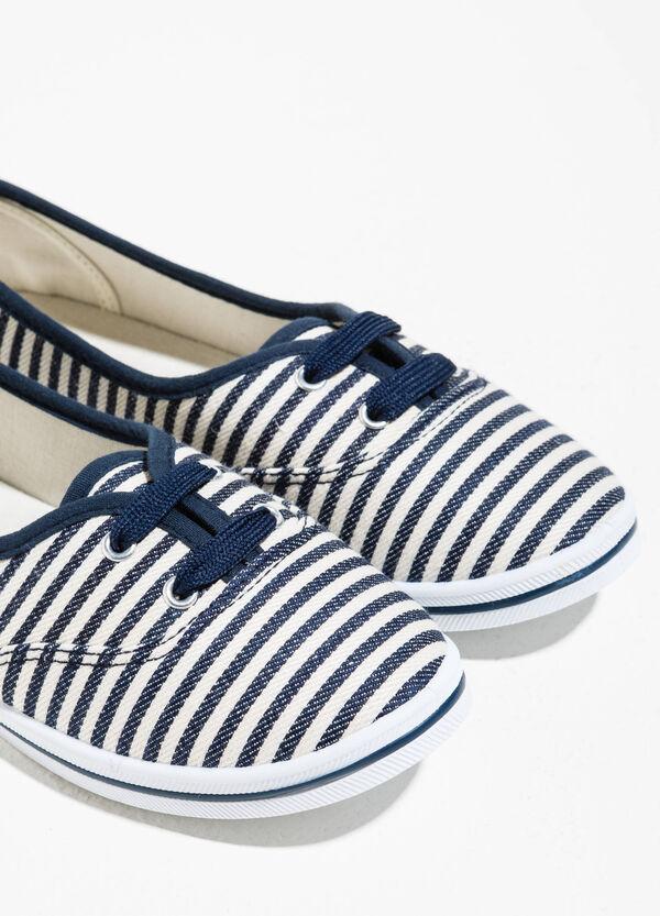 Striped pattern sneakers | OVS