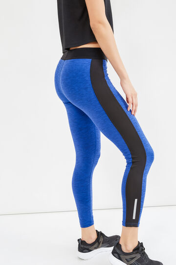 Pantaloni OVS Active Sport Training, Blu bluette, hi-res