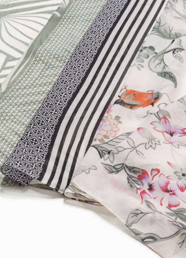 Bufanda con estampado | OVS