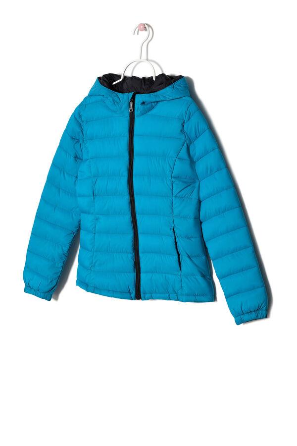 Ultra-light down jacket with hood | OVS