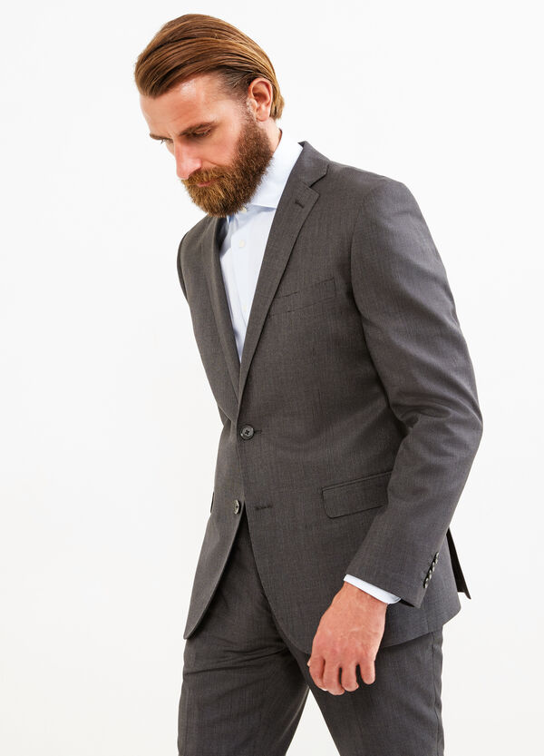 Elegant suit with regular fit   OVS