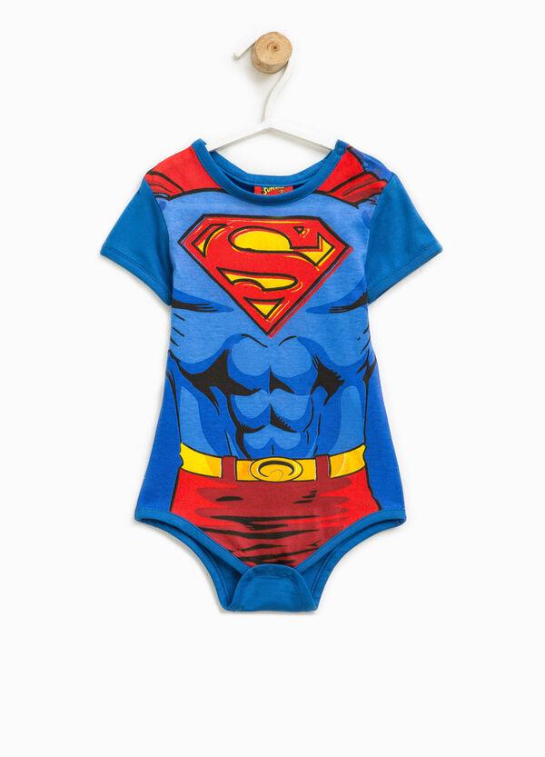 Maxi Superman print bodysuit | OVS