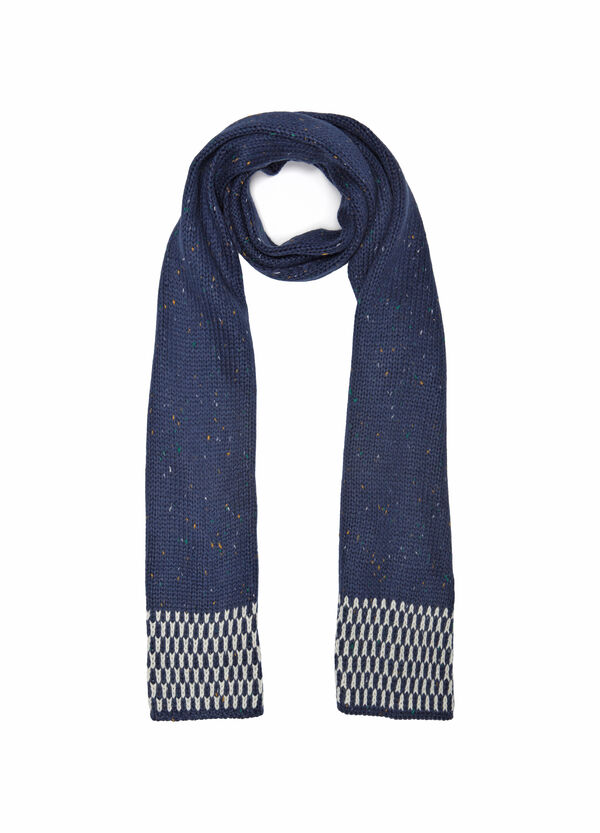 Knitted scarf. | OVS