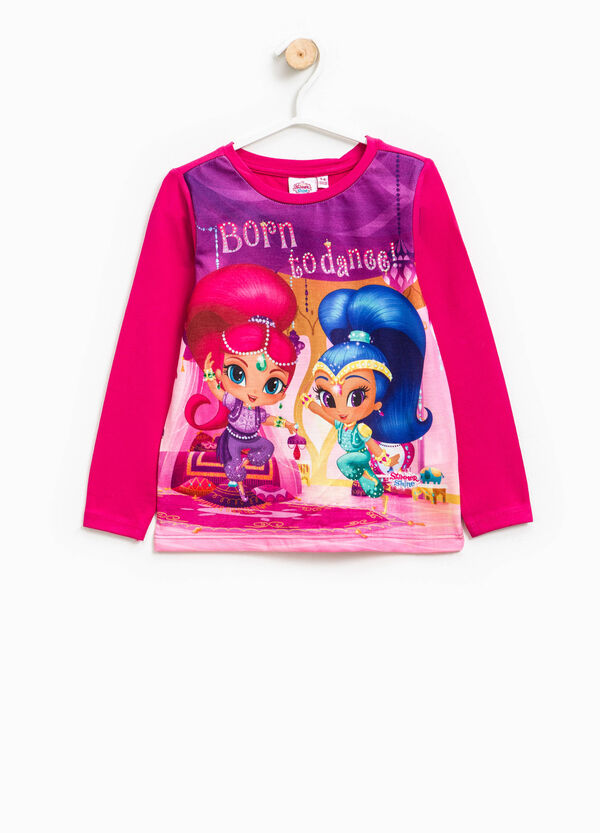 T-shirt stampa Shimmer And Shine | OVS