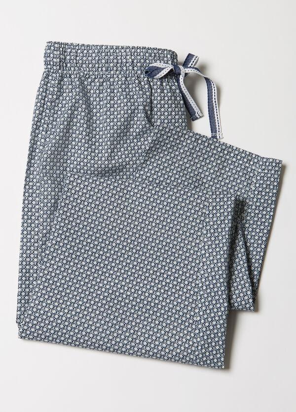 Pantaloni pigiama con fantasia   OVS