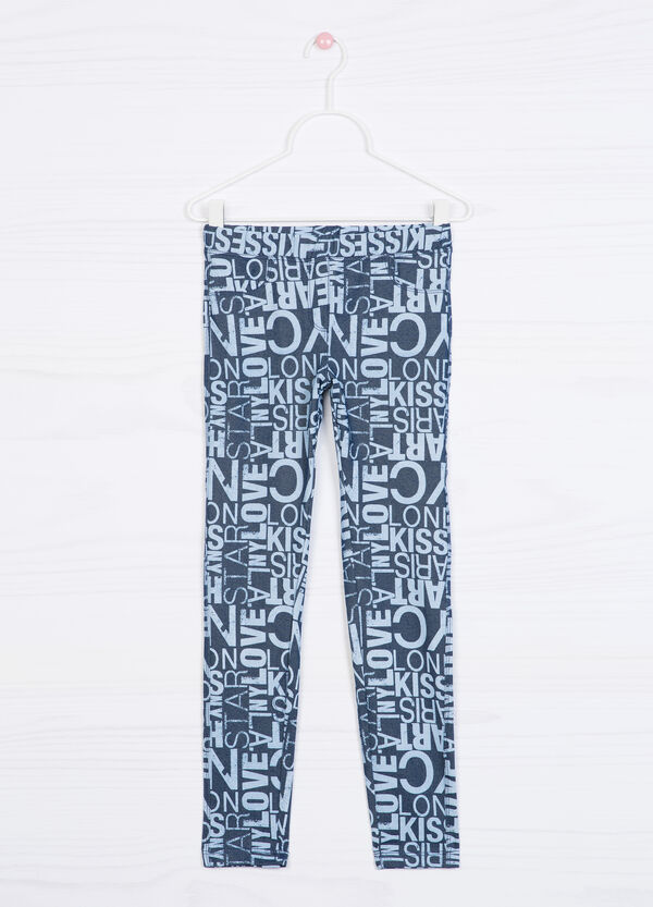 Jeggings stretch fantasia | OVS
