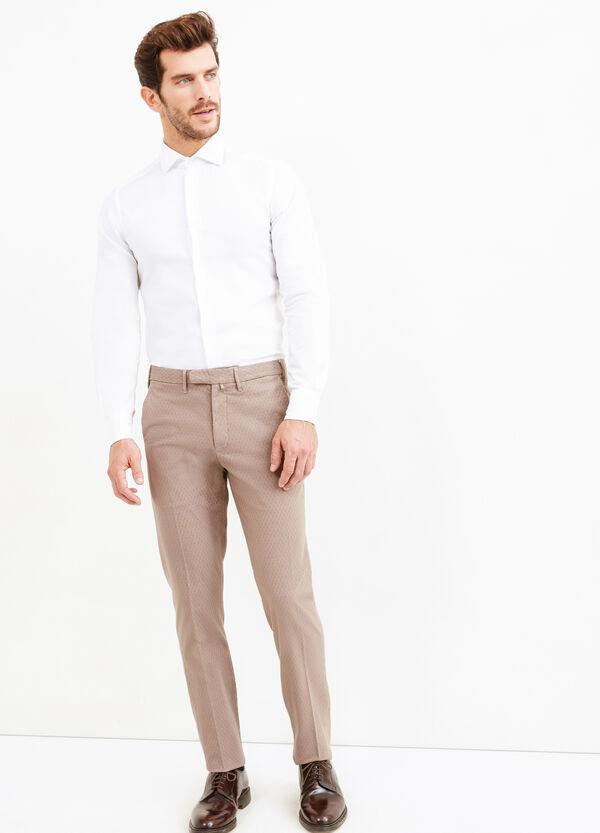 Pantalón Rumford con estampado pequeño | OVS
