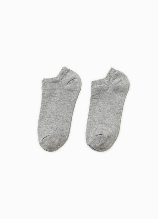 Set due paia di calze mélange   OVS