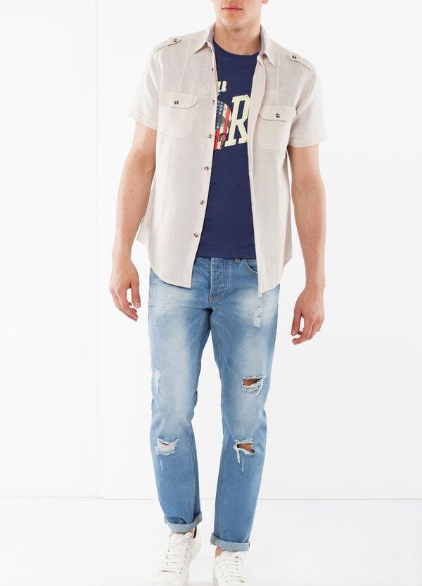 Camicia con taschini | OVS