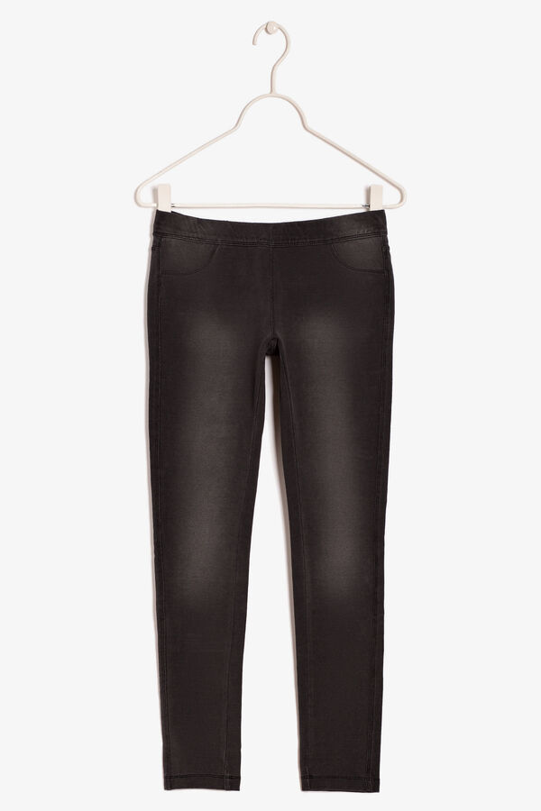 Cotton jeggings | OVS