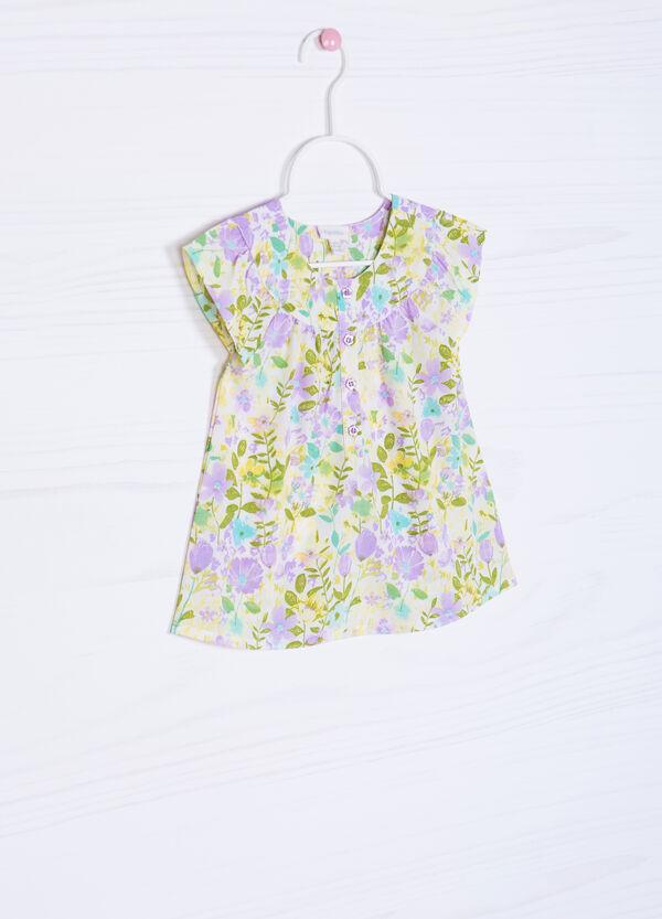 Camicia fantasia floreale | OVS