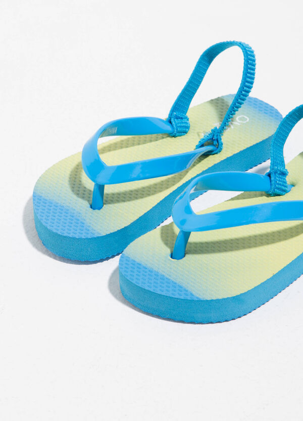 Ombré effect flip flops | OVS