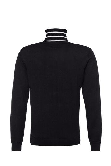 Knit, Jean Paul Gaultier for OVS, Black, hi-res