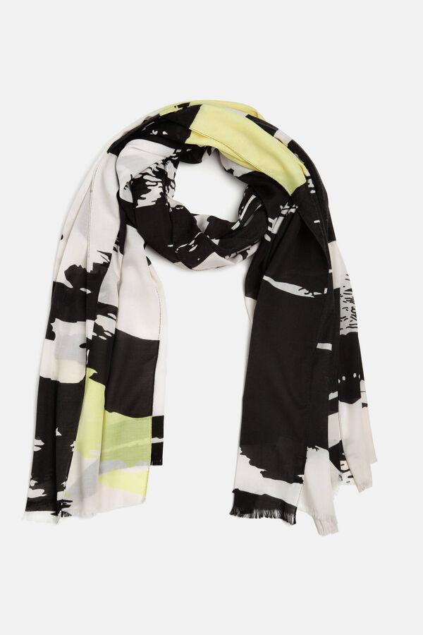 Sciarpa stampa camouflage | OVS