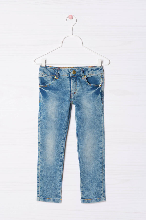 Misdyed stretch jeans | OVS
