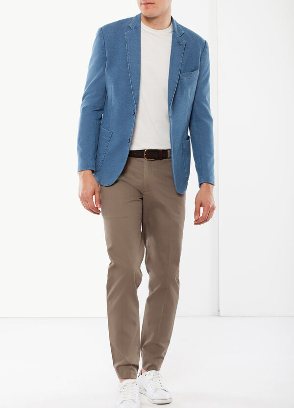 Classic pants with cuffs   OVS