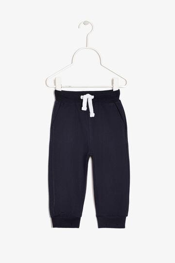 Pantaloni lunghi, Blu, hi-res