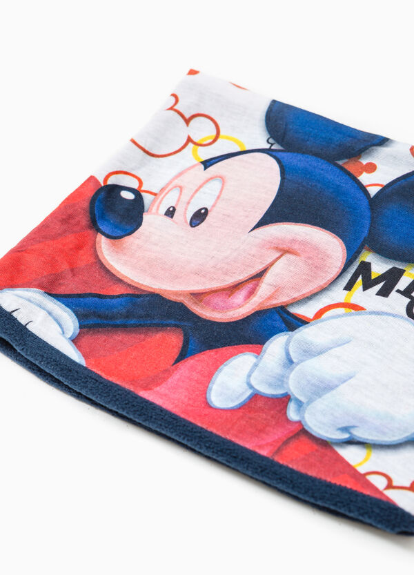 Mickey Mouse print neck warmer | OVS