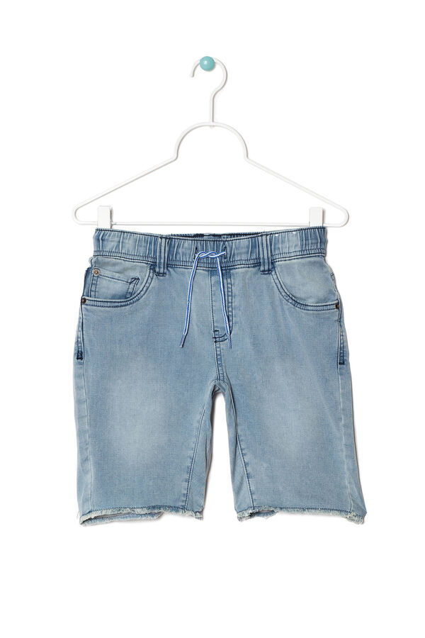 Raw cut denim Bermudas | OVS