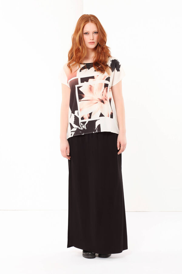 Curvyglam T-shirt with a print | OVS