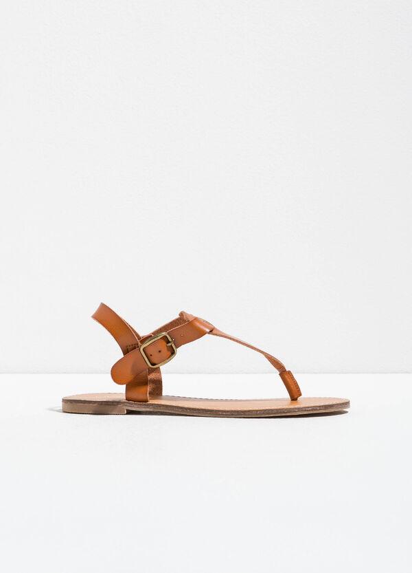Sandali con fibbia | OVS