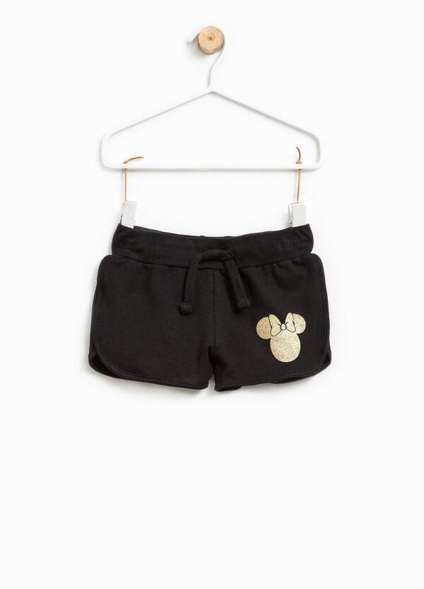 Shorts elásticos con estampado de Minnie | OVS