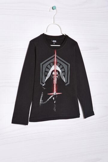 T-shirt maniche lunghe Star Wars, Nero, hi-res