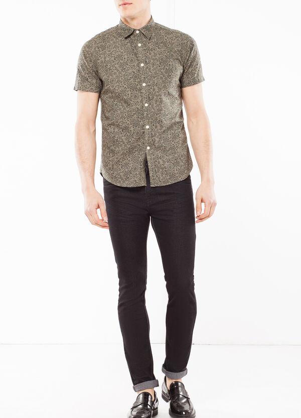 G&H floral print shirt   OVS