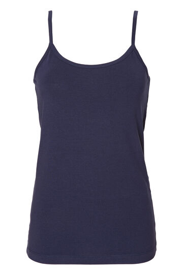 Two-pack stretch cotton tops