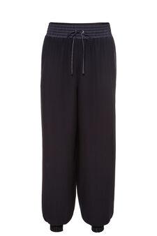 Jogging pants, Jean Paul Gaultier for OVS, Black, hi-res