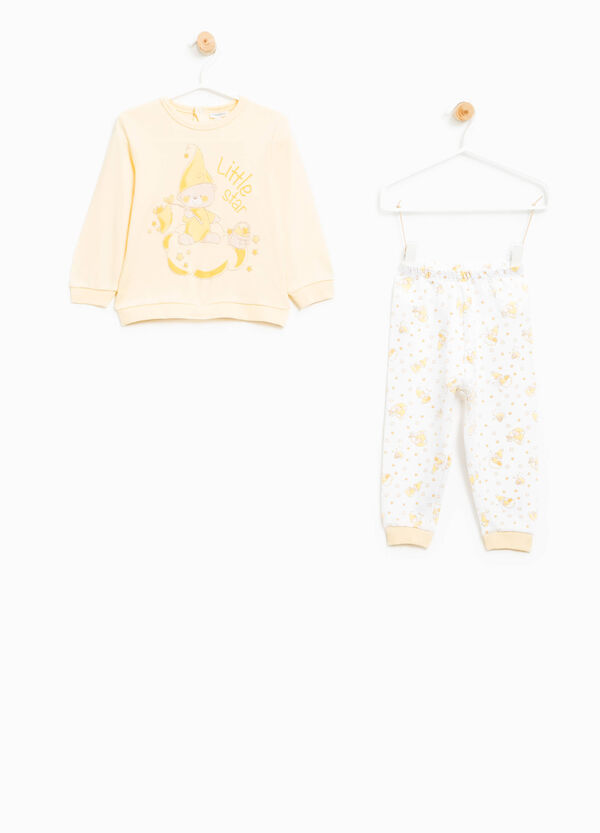 100% cotton printed pyjamas | OVS