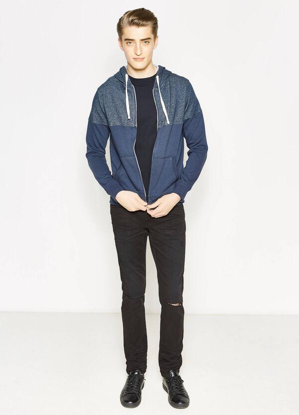 Mélange hoodie | OVS