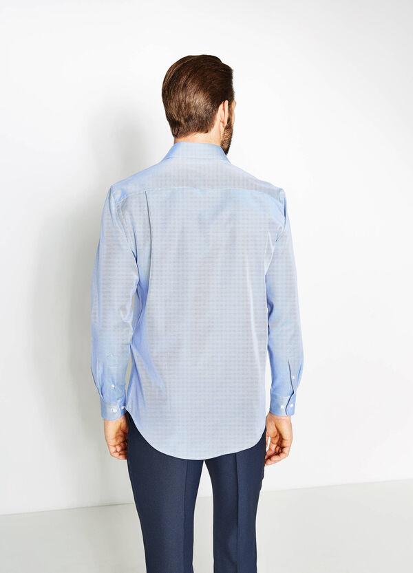 Camicia formale regular fit righe oblique   OVS