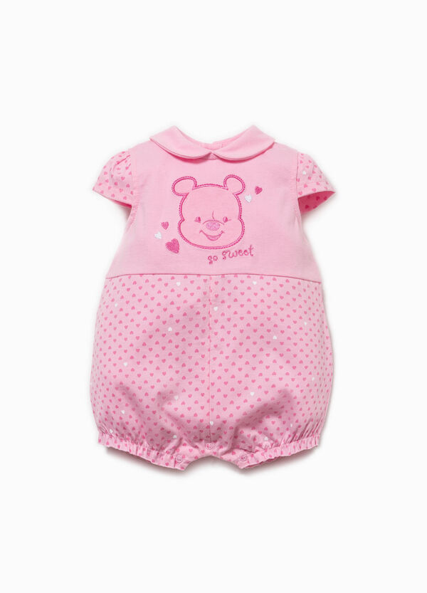 Winnie the Pooh hearts romper suit | OVS