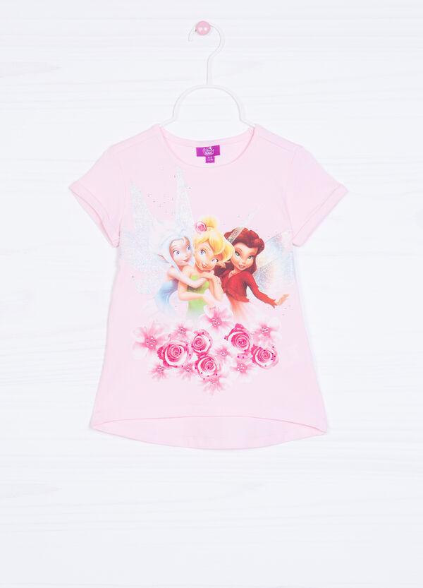T-shirt cotone stretch stampa Disney | OVS